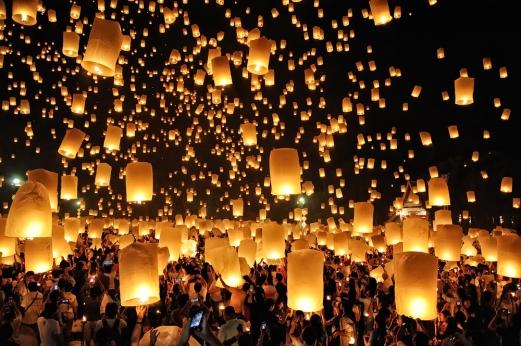 lantern festival lights, courtesy of google images